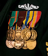 us navy medals