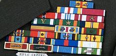 US Army Ribbons
