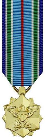 Joint Service Achievement Miniature Medal