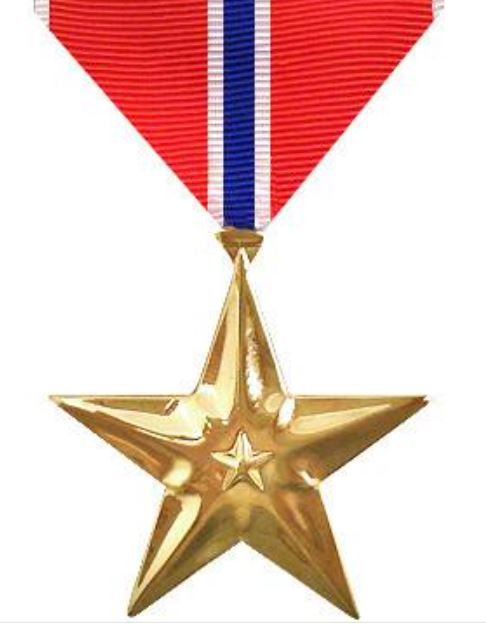Bronze Star Medal (Coast Guard, Marine Corps, Navy)