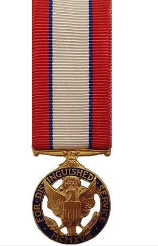 Army Distinguished Service Miniature Medal