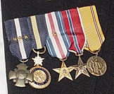 navy miniature medals