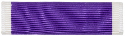 Purple Heart Ribbon (Army, Air Force)