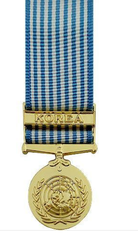United Nations Service Miniature Medal