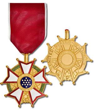 Legion of Merit Medal (USMC, USCG, USN)