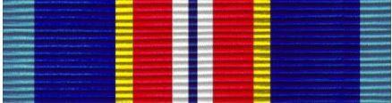 Coast Guard Overseas Ribbon