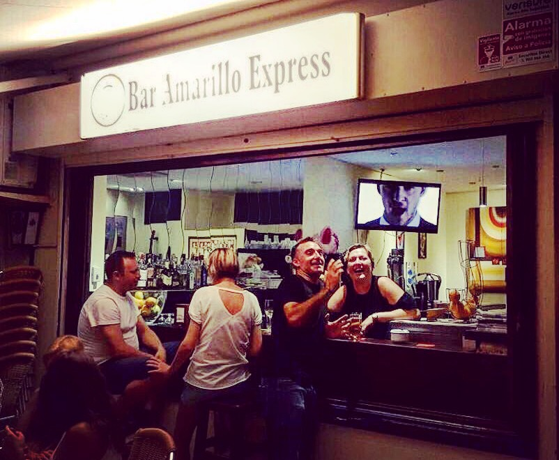 Bar Amarillo Express