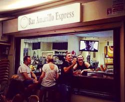 Bar Amarillo Express