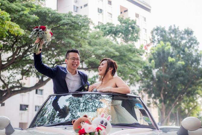 Qi Jun & Xue Ting - Wedding
