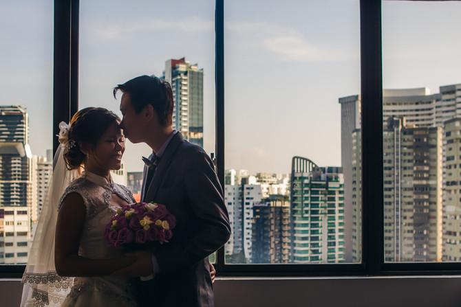 Adrian & Jace - Wedding