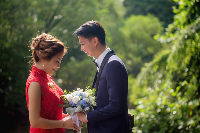 John & Ico - Wedding