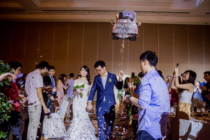 Yao Zong & Wei Ting - Weddings