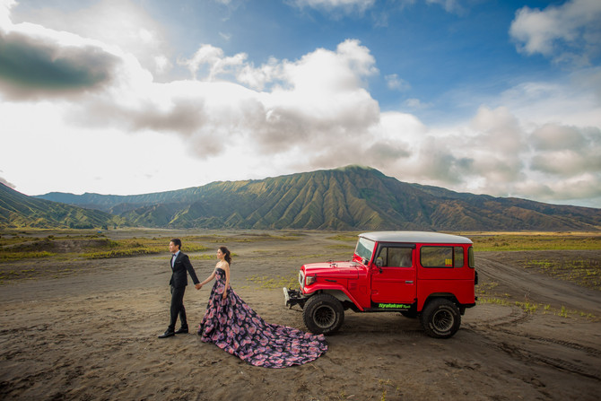 "Pre-wedding ""Adventure"" Photography"