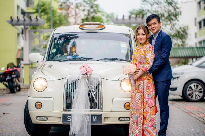 Phen Wei & Wei Ting - Wedding