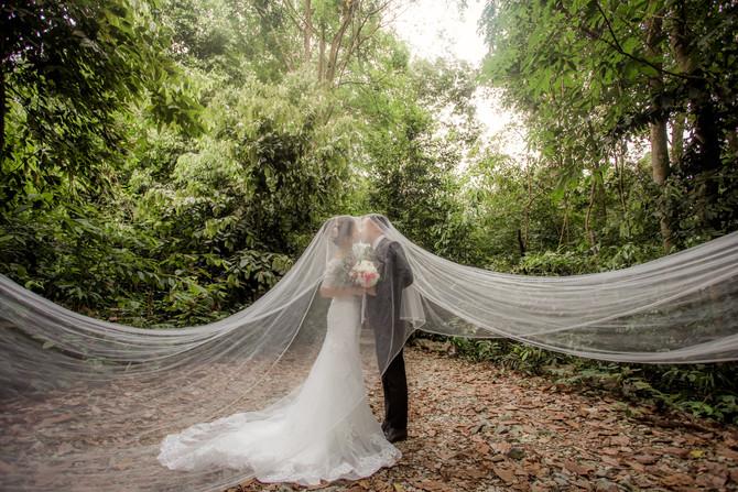 Wee Cing & Wai Sin - Pre Wedding