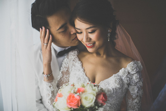 So Pyay & Snow - Wedding