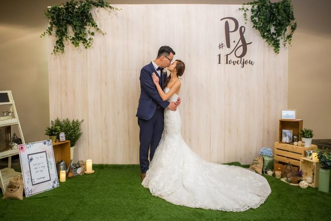 Peng Siong & Shenn - Wedding