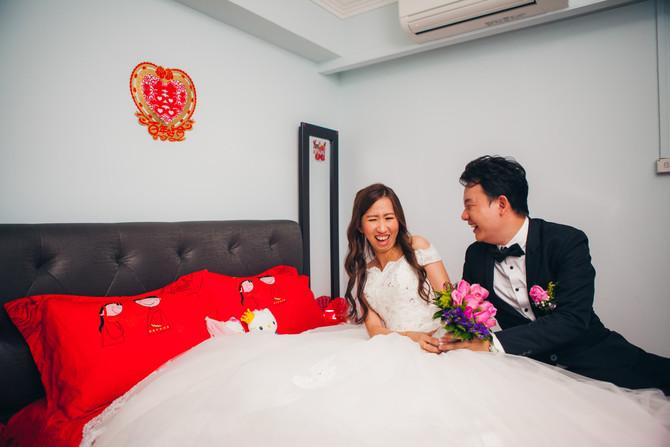 Thomas & Hui Ni - Wedding