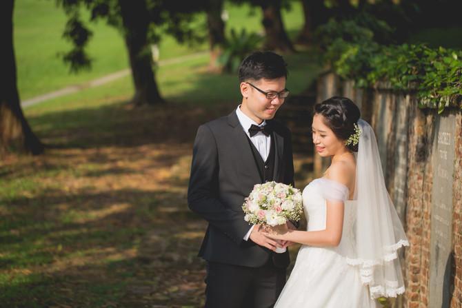 Jun Wei & Shi Ting -Wedding