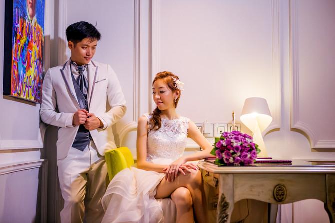 Guo Wei & Sze Min - Wedding