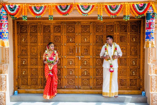 Mega Raj & Jamuna Rani - Wedding