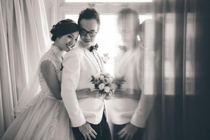 Alan & Alicia - Wedding