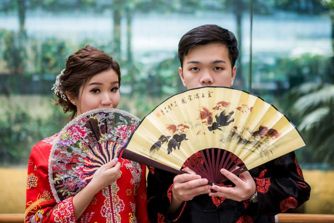 Hui Jie & Yi Xian - Testimonials