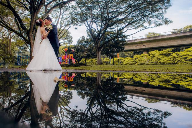 Nigel & Kar Man - Wedding