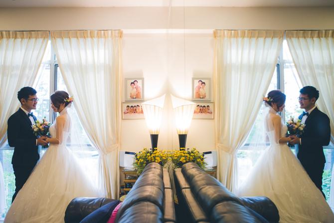 Chan Keet & Chloe - Wedding