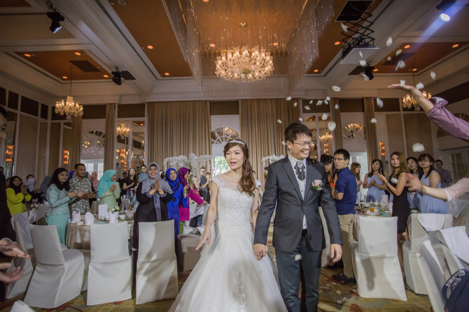 Peter & Soon Hui - Wedding