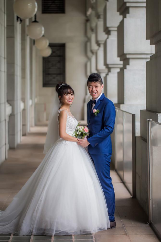 Kevan & Rui Yan - Wedding