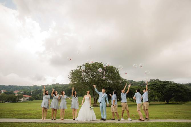 Wei Hao & Ai Shang - Wedding