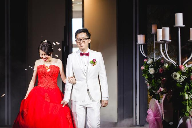 Jia Liang & Amy - Wedding