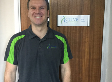 Welcome to the All New Active Therapy Clinic Blog!