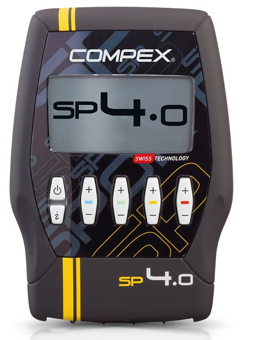 COMPEX SP 4.0 MUSCLE STIMULATOR TO IMPROVE YOUR TRAINING