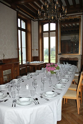 Dining Room- Views from every window..