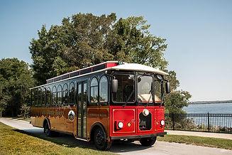 New Bern Trolley