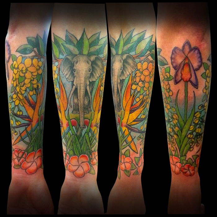 elephant-sleeve