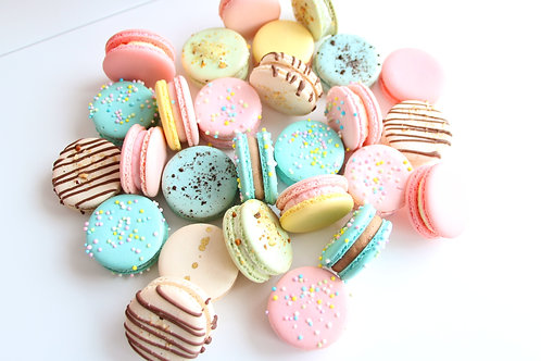 Party Pack 7 Macarons