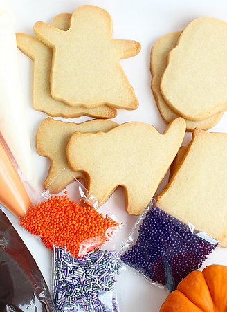 HalloweenDIY! Cookies