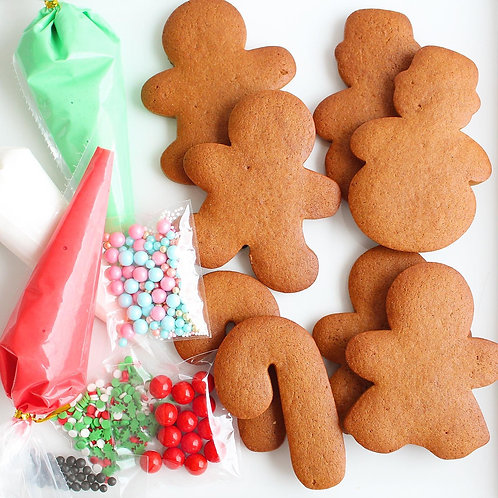 HolidayDIY! Cookie Kit