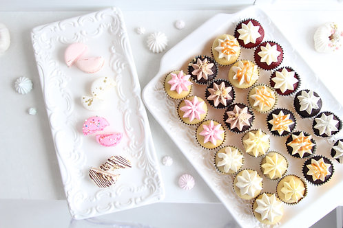 Party Pack 12 Mini Cupcakes