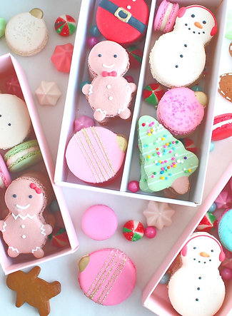HolidayMacarons! Deluxe Set