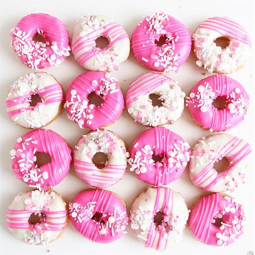 Custom 24 Mini Donuts