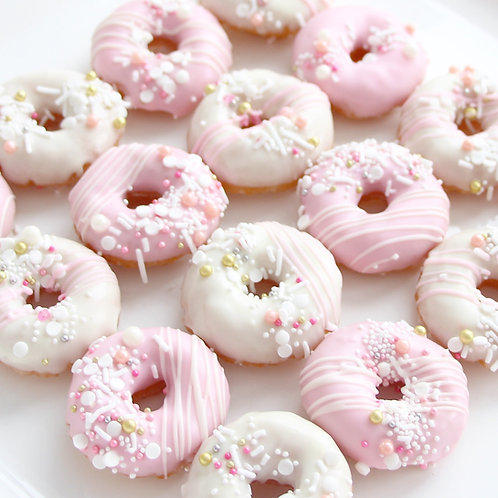 Party Pack Mini Donuts