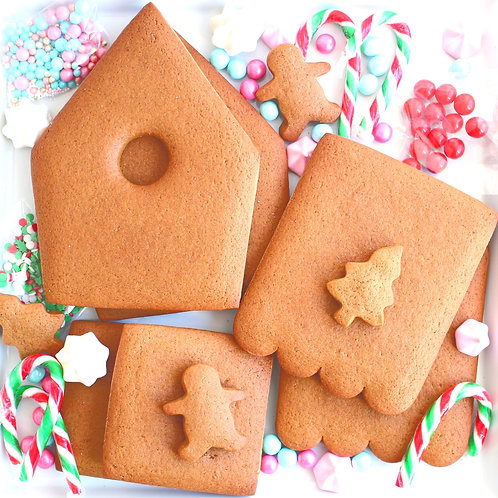 HolidayDIY! GingerbreadHouse Kit