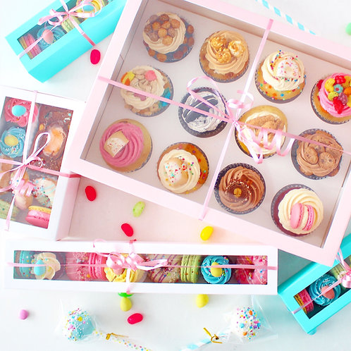 Party Pack 12 Cupcakes
