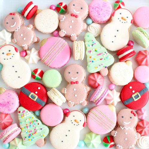 HolidayMacarons! Mini Set II