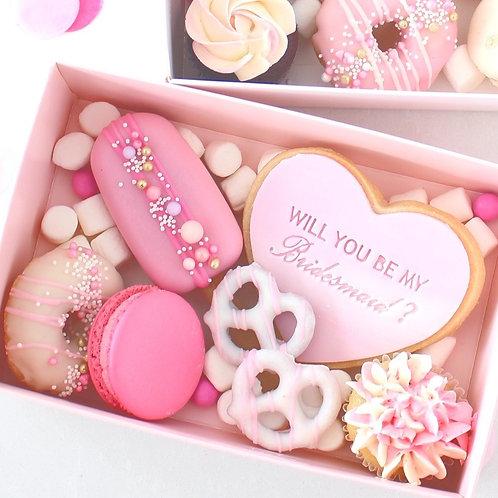 Bridesmaids Mini Sweet Wishes Box