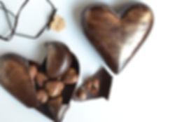 ג׳וליקה לבבות שוקולד
